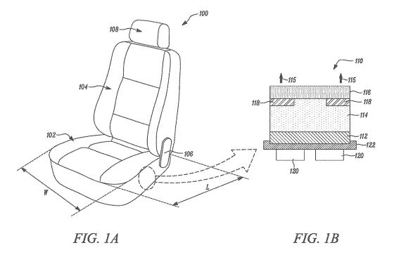 Neue Sitzheizung von Tesla