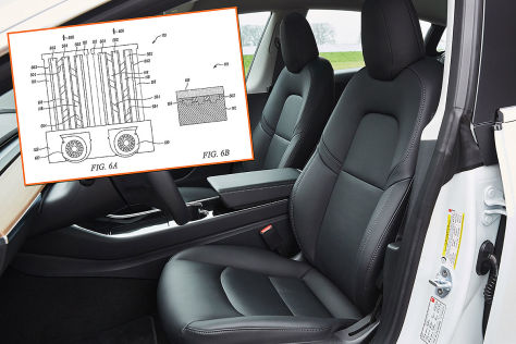 Tesla Sitzheizung (2019): Patent, Innovation, Model 3, Model S