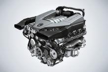 Mercedes-AMG M 156 V8 (2006): Sauger, SLS, C 63