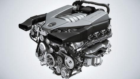 Mercedes-Benz AMG M 156 V8 (2006)