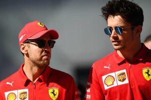 Röhrl befürchtet Politik bei Ferrari