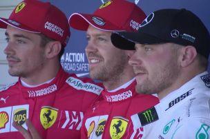 Vettel auf Pole in Suzuka!