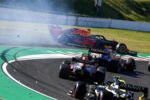 Mehrere Strafen für Leclerc