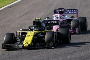 Formel 1: Protest gegen Renault