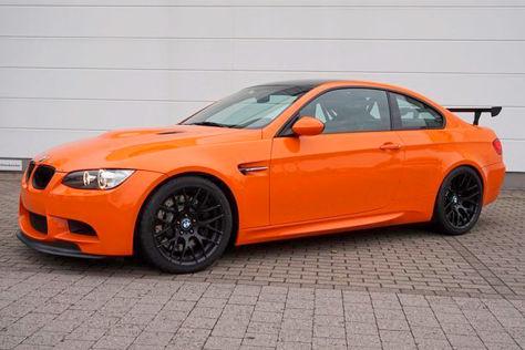 BMW M3 GTS im Neuwagenzustand