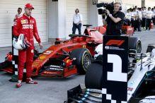 Formel 1: Inspektor Vettel