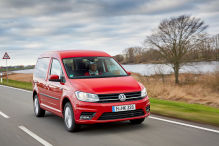 VW Caddy: Leasing
