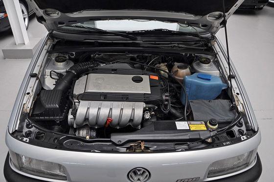 VW Passat-Juwel mit VR6 zu verkaufen