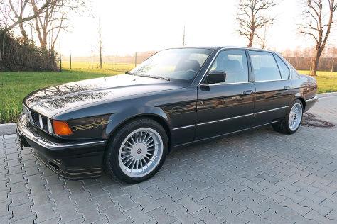 BMW Alpina B12 750 iL mit niedriger Laufleistung