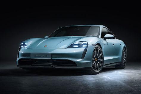 Porsche Taycan 4S (2020): Reichweite, Preis, Leistung