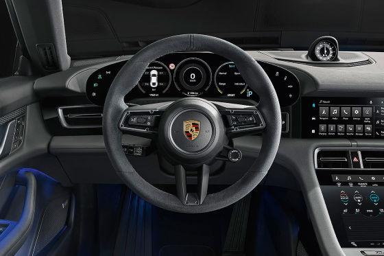 Porsche präsentiert den neuen Einstiegs-Taycan