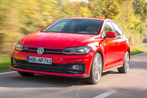VW Polo GTI ab 65 Euro netto leasen