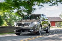 Cadillac XT6 (2019): Test, Fahrbericht, Motor, Technik