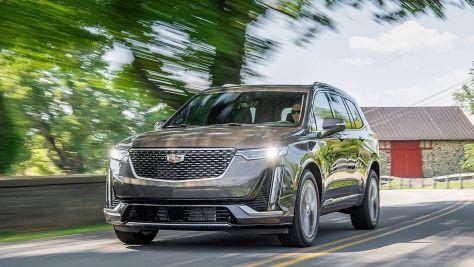 Cadillac XT6 (2019): Test