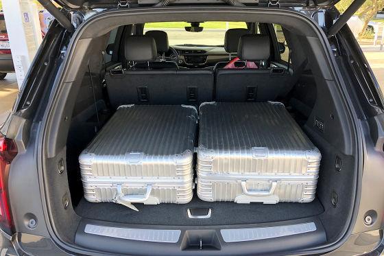 So fährt Cadillacs SUV-Herausforderer!