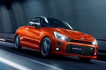 Toyota Copen GR Sport (2019): Daihatsu, Tuning, Preis, Marktstart, Motor