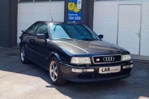 Audi S2 mit 500 Prozent Wertsteigerung