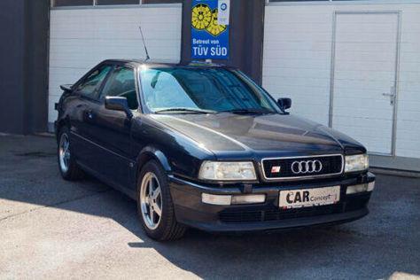 Audi Coupé S2 (1992): Coupé, Motor, Tuning, Gebraucht