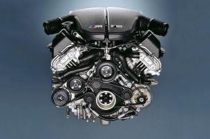BMW-V10 mit Formel-1-Sound