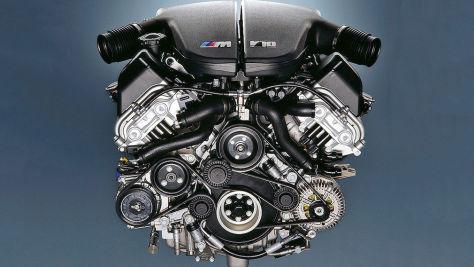BMW M GmbH S85 V10 (2005)