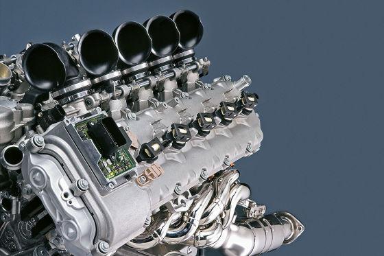 BMWs F1-Motor mit Straßenzulassung