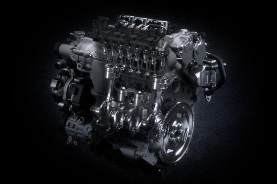 Der Skyactiv-X Motor von Mazda