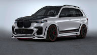 BMW X7 Tuning: Lumma Breitbau-Kit