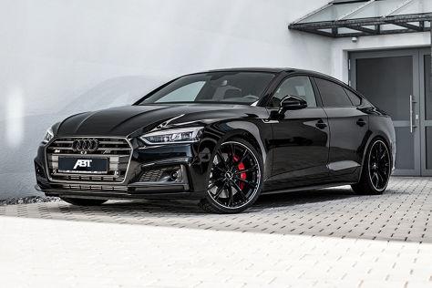 Audi S5 Tuning: Abt Power-Plus
