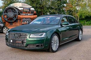 Audi A8 mit 130.000 Euro Wertverlust