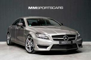 Mercedes CLS 63 AMG (W 218)