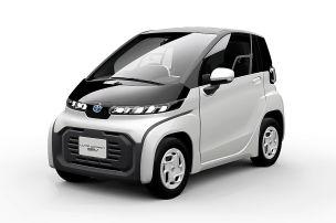 Das ist Toyotas erstes Elektroauto