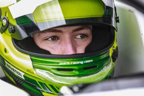 David Schumacher beim Macau-GP!