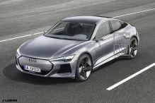 Audi e-tron GTS (2022): erste Infos