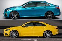 BMW 2er Gran Coupé vs. Mercedes CLA