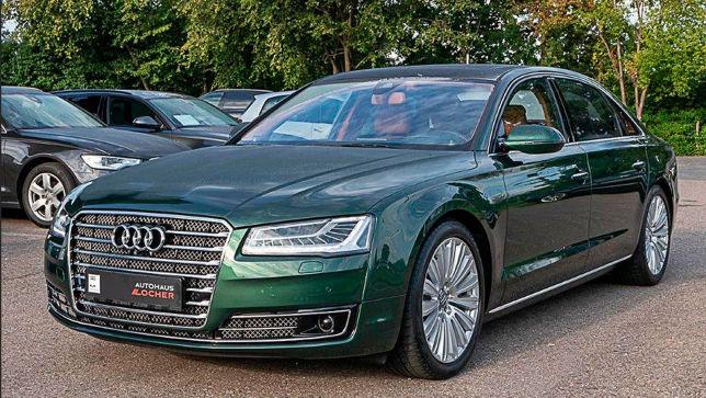 Audi A8 mit über 130.000 Euro Wertverlust