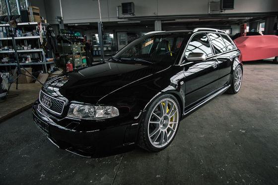 RS 4 mit 600 PS zu verkaufen