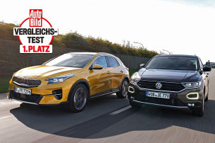 Kia XCeed vs. VW T-Roc