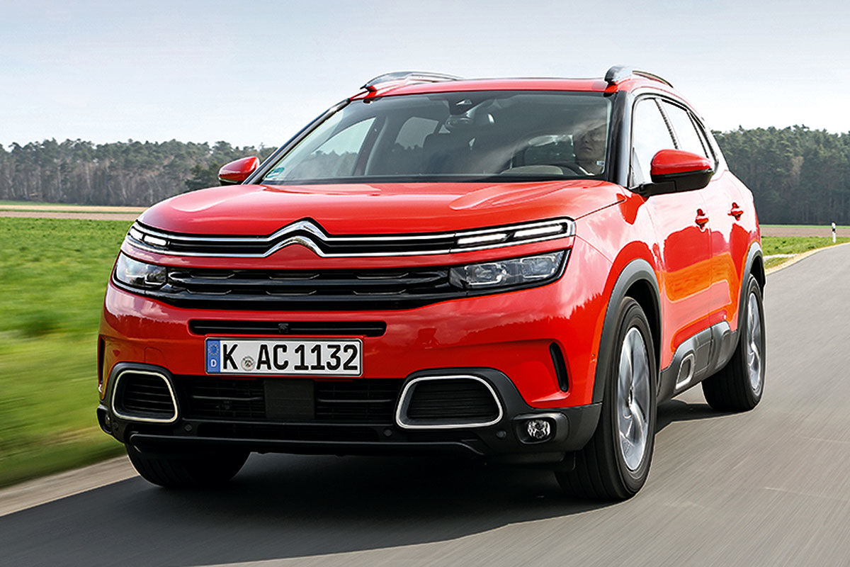Kaufberatung Citroën C5 Aircross