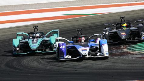 Formel E: Vergne lockt Hamilton