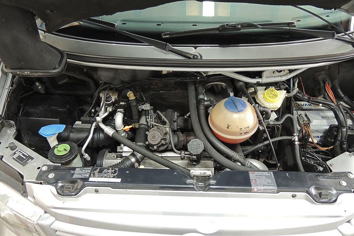 VW T4 mit 300 PS dank Audi-Power