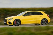 Mercedes-AMG A 45 S: erster Test, Motor, Preis
