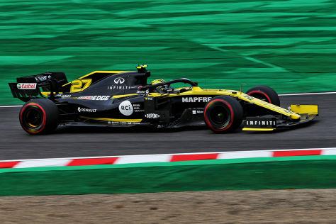 Zieht eine Frau bei Renault den Stecker?