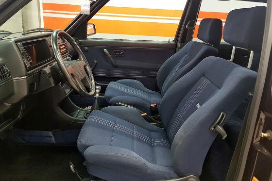 VW Golf 2 GTI Edition One zu verkaufen
