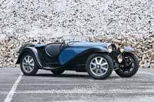 Weltweit erste Alufelge stammt von Bugatti (1924): Type 35