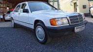 Mercedes 190 (W 201): Gebrauchtwagen