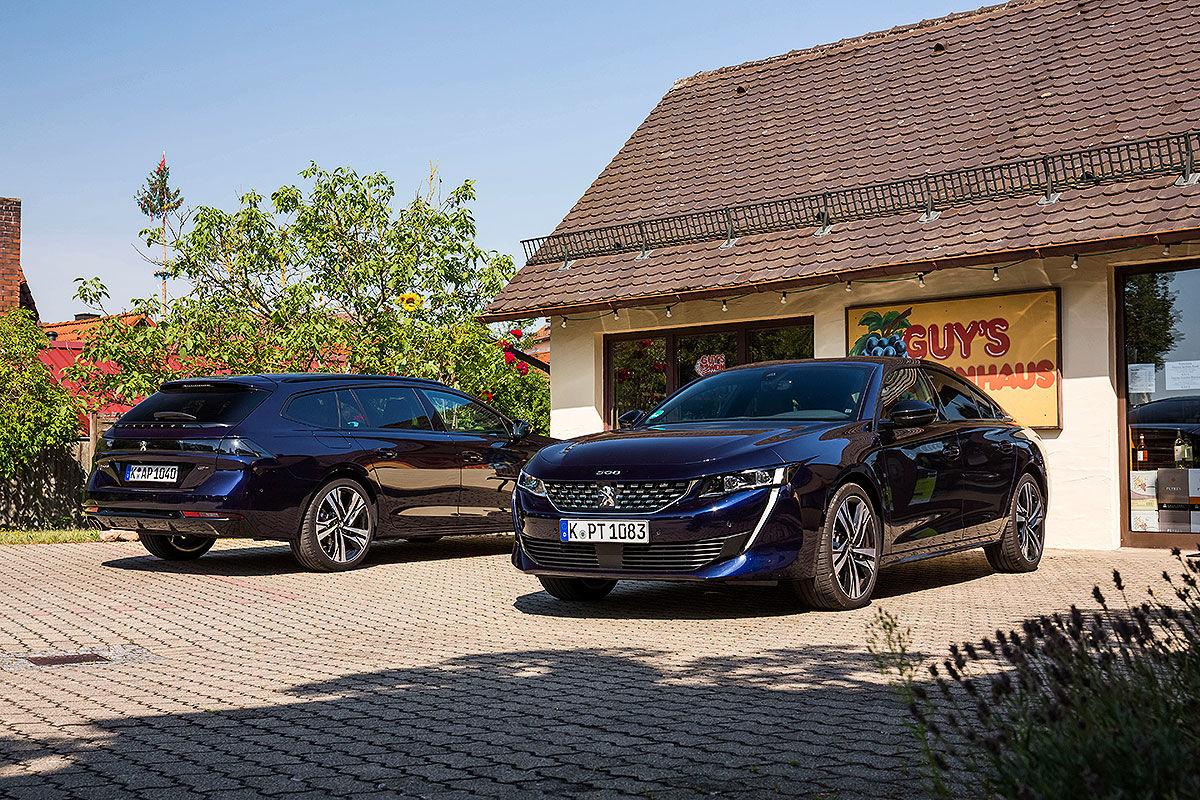 Kaufberatung Peugeot 508