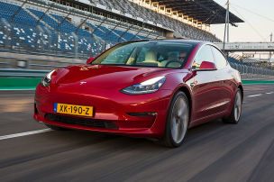 Was kann das Model 3 auf der Rennstrecke?