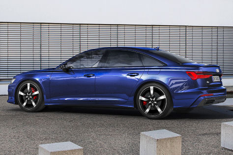 Audi A6 55 TFSI e quattro (2019)