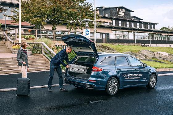 Partneraktion: Ford Mondeo Hybrid im Test