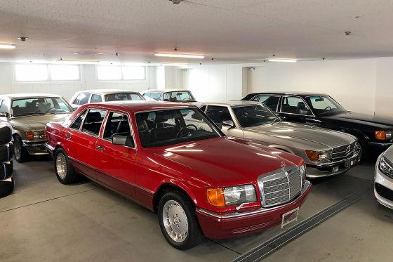 Mercedes 560 SEL (1991) zu verkaufen